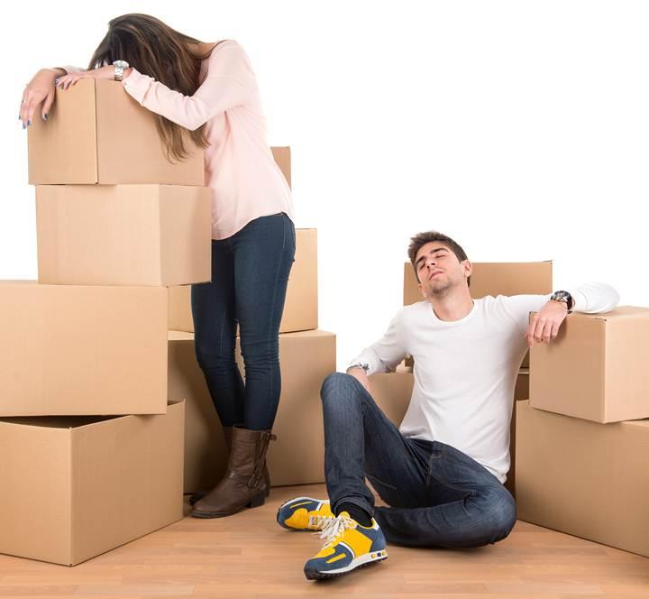 Les dangers de déménager soi-même
